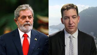 A Further Blow to Democracy in Brazil? Glenn Greenwald on Conviction of Lula Ahead of 2018 Election