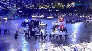 Mike Oldfield - Olympics London 2012 [HD]  - No Commentary