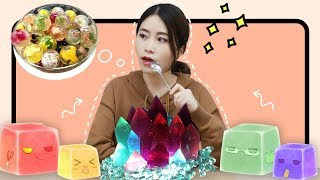 E44 Making Jelly Feast  In Office | Ms Yeah