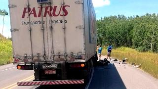 Segurança em Porto Seguro morre em acidente na BR-101