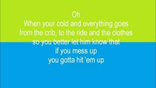 Hit 'em up Style (Oops!) Video Lyrics by Cantrell Bleu