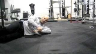 DeFrancosGym.com - Joe DeFranco's Upper body warm-up routine