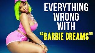 "Everything Wrong With Nicki Minaj - ""Barbie Dreams"""