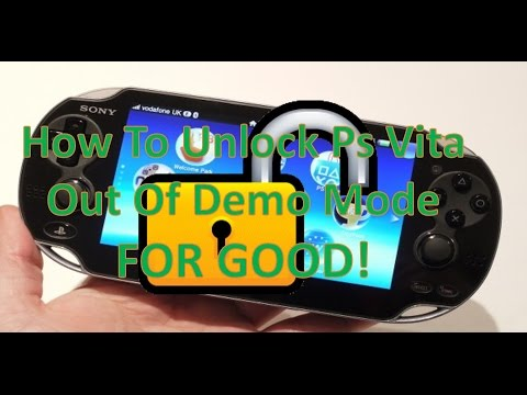How To Ps Vita Demo Games On Pc