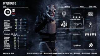 Payday 2: DLC THE BIKER Character  Pack Se ve mamaloons!!