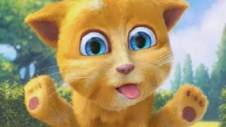 Talking Ginger | My Talking Ginger (Cat) Games for Kids