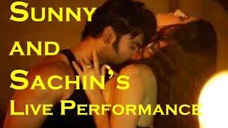 Jackpot: Sunny Leone & Sachin Joshi Live Hot Performance