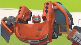 Тоботы новые серии - 7 Серия 3 Сезон - мультики про роботов трансформеров [HD]