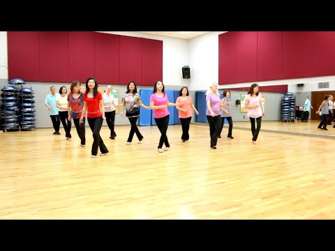 All I Am Is You - Line Dance (Dance & Teach in English & 中文)