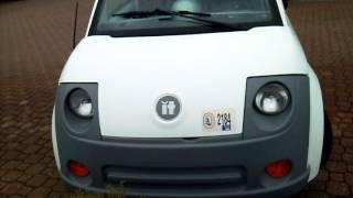 Dynasty IT 4 Wheeled Electric Car
