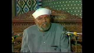 15- تفسير سورة  الكهف - الآية ( 101 -- 110 ) -  الشعراوي