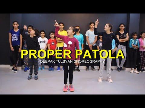 Xxx Mp4 Proper Patola Dance Full Class Video Badshah Diljit Deepak Tulsyan Choreography 3gp Sex
