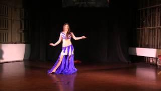 1 place profi Naila Tatiana Cherniavskaya Oriental Night in Luxor