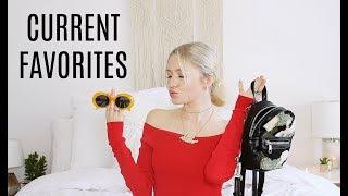 CURRENT FAVORITES (Music, Fashion, & Beauty) / Kallie Kaiser