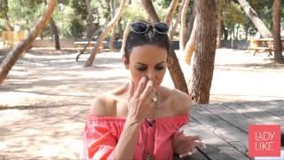 Η Μπέττυ Μαγγίρα στο Ladylike.gr / συνέντευξη στην Ελενα Μπουζαλά