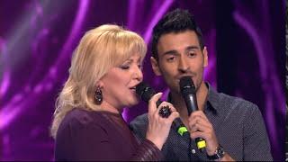 Filip Bozinovski i Snezana Djurisic - Blagujno dejce - (live) - ZG 14/15 - 05.07.2015. EM 46.