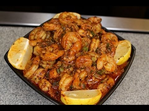 BBQ Shrimp (Saturday Meal) (Signature) (Legacy) - How - To - Make