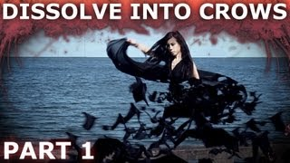 Dissolve Into Crows VFX After Effects Tutorial - Part 1
