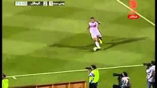 وادى دجله 1×4 الزمالك   كأس مصر   جميع الأهداف   بصوت الحلواني عصام عبده