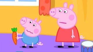 Peppa Pig Deutsch 🇩🇪 | Zusammenstellung von Folgen | 1 Stunde - 4K! | Peppa Wutz #PPDE2018
