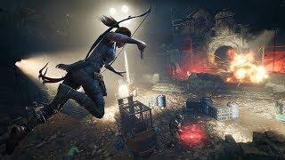Поиграл в Shadow of the Tomb Raider - Uncharted 4 пока или привет? Первые впечатления от геймплея.