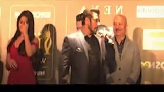 Salman Khan Kiss Katrina Kaif In Back Stage Of IIFA Leaked Video || BollywoodGossip Studio