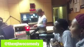 Thenjiwe | Simphiwe Shembe | Jay Boogie | Qatha Khuzwayo on Ukhozi fm with MC Tshatha