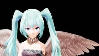 [MMD] Innocence (Len , Miku)