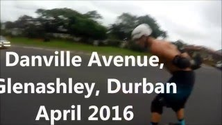 If not, why not?? Danville Ave, Glenashley, Durban -  Hill bombing -  April 2016
