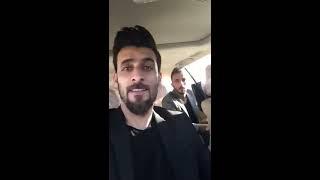 محمد الحلفي ويونس محمود