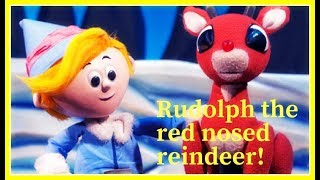 Rudolph the red nosed Reindeer Puppetry Show