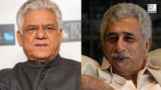 When Om Puri SAVED Naseeruddin Shah