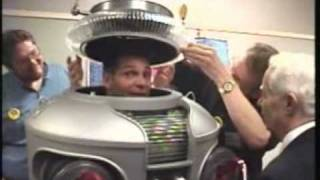 BOB MAY TRIBUTE - ROBOT LESSONS from BOB Lost in Space B9 Dr. Smith