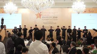 Community Chest Awards 2018 - Eden Ensemble
