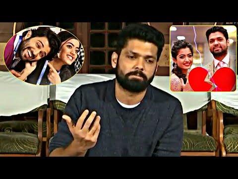 Xxx Mp4 Rakshith Shetty Talking About Breakup With Rashmika Mandanna Shocking Exclusive Video 3gp Sex