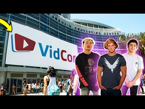 TOP 10 YOUTUBERS WHO GOT BANNED FROM VIDCON! (Logan Paul, RiceGum, Faze Rug)