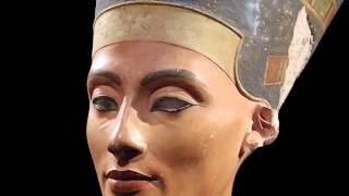 Новое царство: бюст Нефертити работы Тутмоса