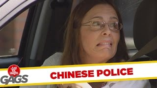 China Town, Chinese Rules Prank