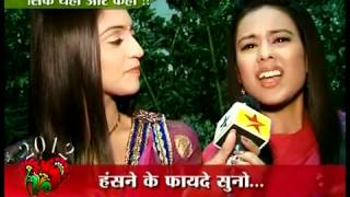 Manavi and Jeevika  funny video