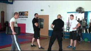 Systema Spetsnaz Vadim Starov Seminar Krav Maga
