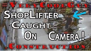 Walmart Shoplifters Caught On Camera During Live Stream