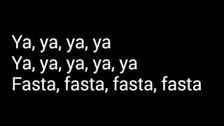 Sevn alias FASTA [lyrics] (20 for 7