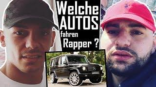 🔴 Welche Autos fahren Rapper? 🚘 🔴 Bonez MC, Capital Bra, KMN GANG...