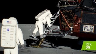 Celebrating the 50th Anniversary of Apollo 11's Moon Landing, with Commentary from Buzz Aldrin
