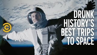 Drunk History's Best Trips to Space (feat. Justin Long, Blake Anderson & Adam Devine)
