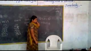 Maths teacher in Nalgonda cut