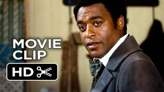 12 Years A Slave Movie CLIP - Mind Your Wallet (2013) - Brad Pitt Movie HD