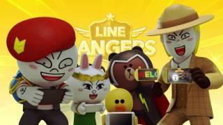 LINE Rangers - EP03. Rangers! Dispatched!