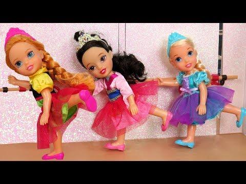 Xxx Mp4 BALLERINA Elsa Anna Toddlers Ballet Classes Dance Lessons 3gp Sex