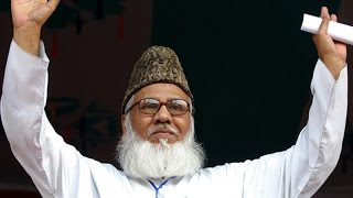 Motiur Rahman Nizami Sentenced to Death For War Crimes
